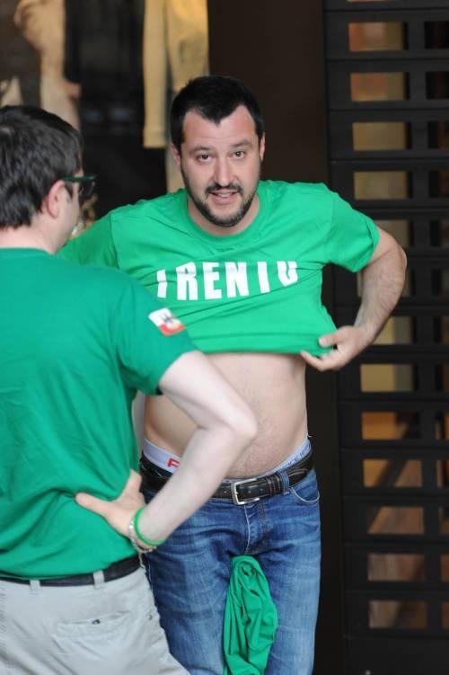La vestizione di Salvini 3