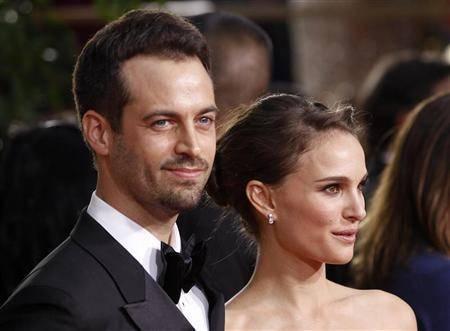 Natalie Portman e il marito Benjamin Millepied  8