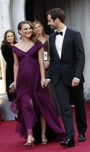 Natalie Portman e il marito Benjamin Millepied  14