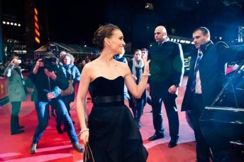 Natalie Portman e il marito Benjamin Millepied  18