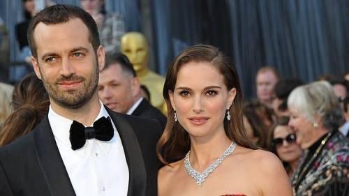 Natalie Portman e il marito Benjamin Millepied  17