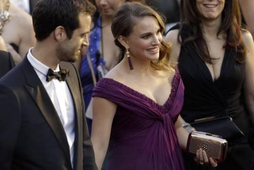 Natalie Portman e il marito Benjamin Millepied  29