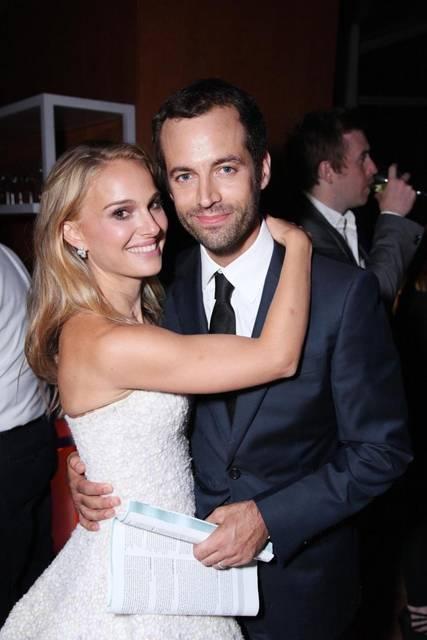 Natalie Portman e il marito Benjamin Millepied  30
