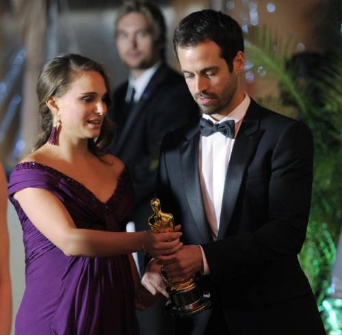 Natalie Portman e il marito Benjamin Millepied  33