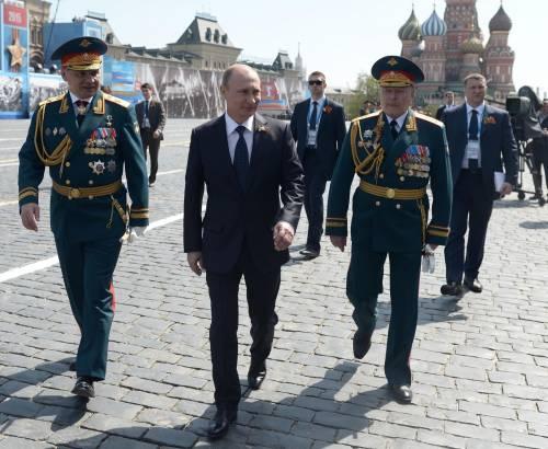 Così la Russia celebra la vittoria sui nazisti 9