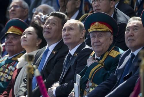 Così la Russia celebra la vittoria sui nazisti 8