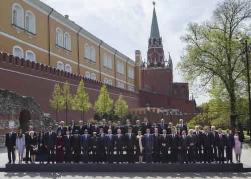 Così la Russia celebra la vittoria sui nazisti 7