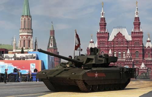 Così la Russia celebra la vittoria sui nazisti 11