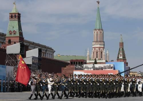 Così la Russia celebra la vittoria sui nazisti 15