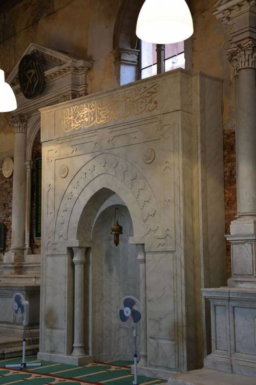 Chiesa trasformata in moschea: ecco le immagini dall'interno 2