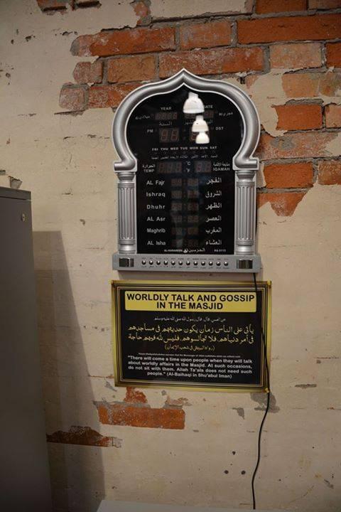 Chiesa trasformata in moschea: ecco le immagini dall'interno 7