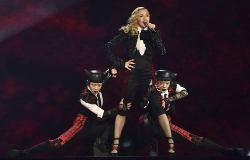 Madonna, la regina del pop 13