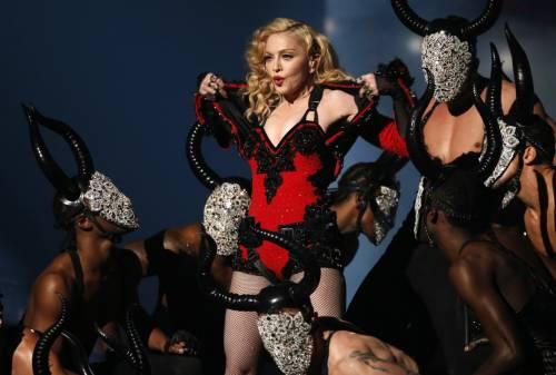 Madonna, la regina del pop 15