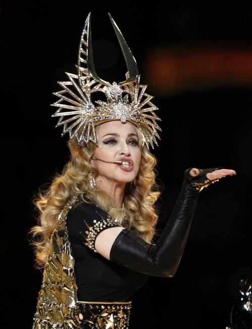 Madonna, la regina del pop 17