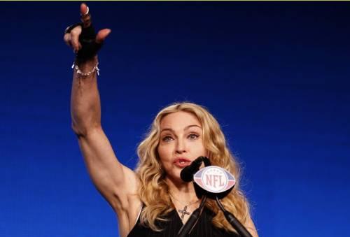 Madonna, la regina del pop 20
