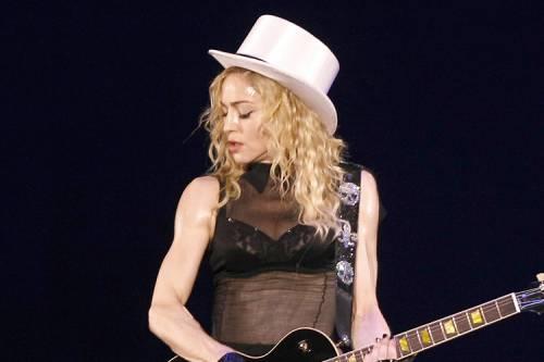 Madonna, la regina del pop 16