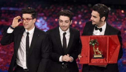 Il Volo a Eurovision Song Contest 9