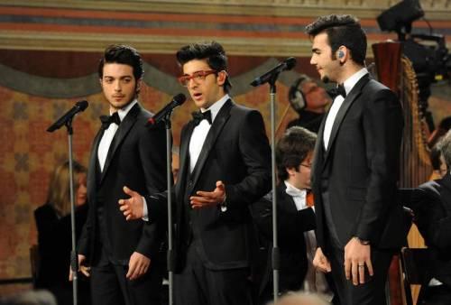 Il Volo a Eurovision Song Contest 13