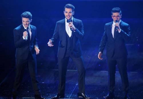 Il Volo a Eurovision Song Contest 14