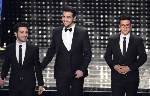 Il Volo a Eurovision Song Contest 33