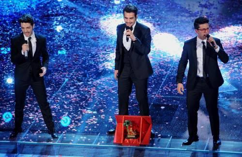 Il Volo a Eurovision Song Contest 34