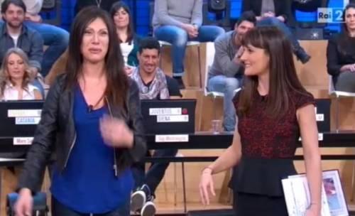 Virginia Raffaele, le migliori imitazioni 10
