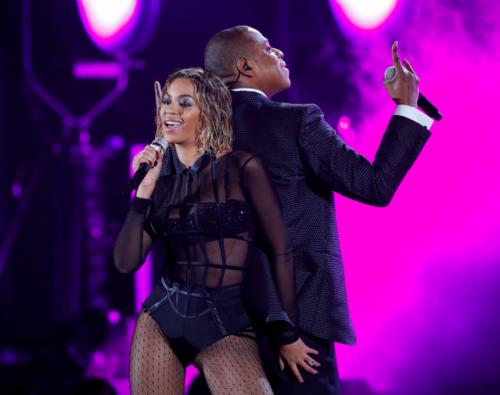 Beyoncé e Jay-Z, la coppia d'oro della musica 22