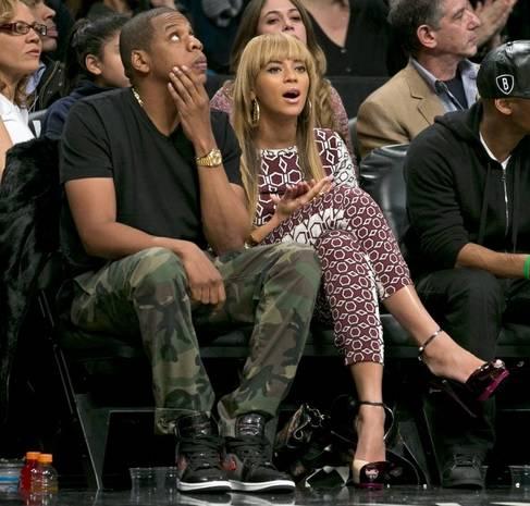 Beyoncé e Jay-Z, la coppia d'oro della musica 38