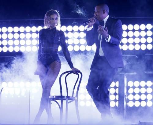 Beyoncé e Jay-Z, la coppia d'oro della musica 40