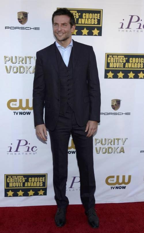 Bradley Cooper e Irina Shayk, esplosiva love story 5