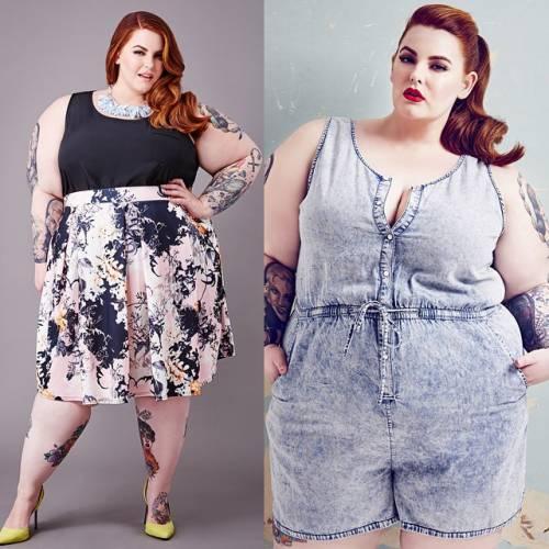 Tess Holliday: modella plus size 5