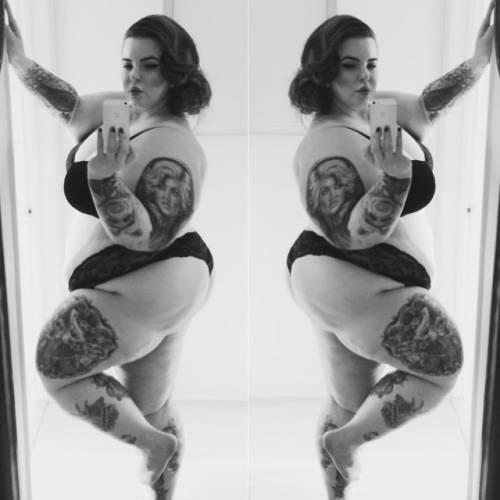 Tess Holliday: modella plus size 3