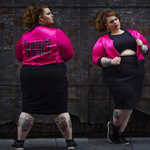Tess Holliday: modella plus size 8