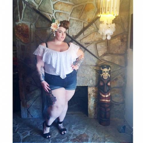 Tess Holliday: modella plus size 11