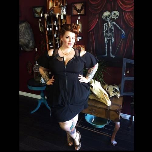Tess Holliday: modella plus size 18