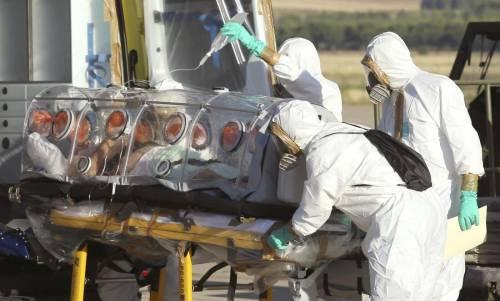 Ebola: 3 persone in contatto con l'infermiere contagiato sono in quarantena a Sassari