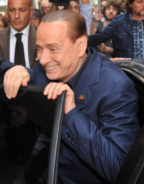 Il tour di Berlusconi in Puglia: Partito repubblicano nel futuro