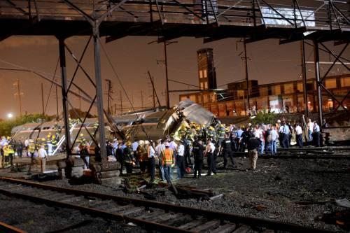 Lo schianto del treno a Philadelphia 3