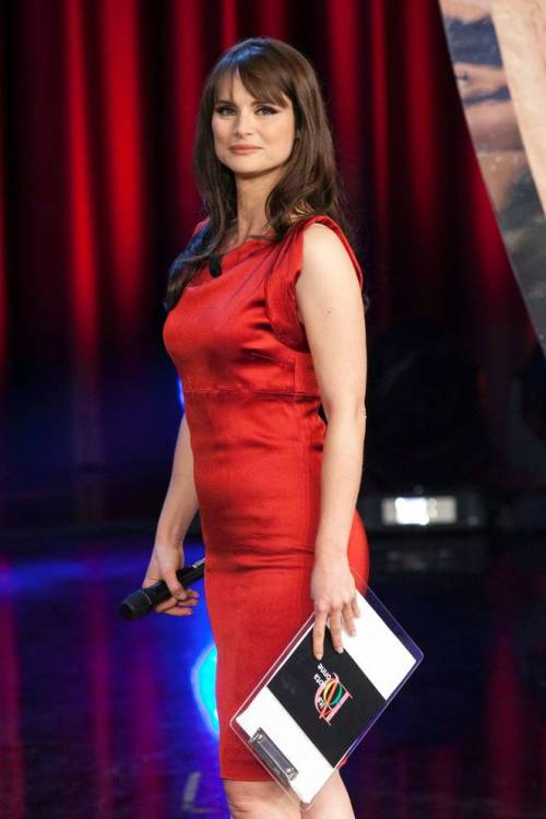 "Lorena Bianchetti, la conduttrice Rai di ""A sua immagine"" 11"