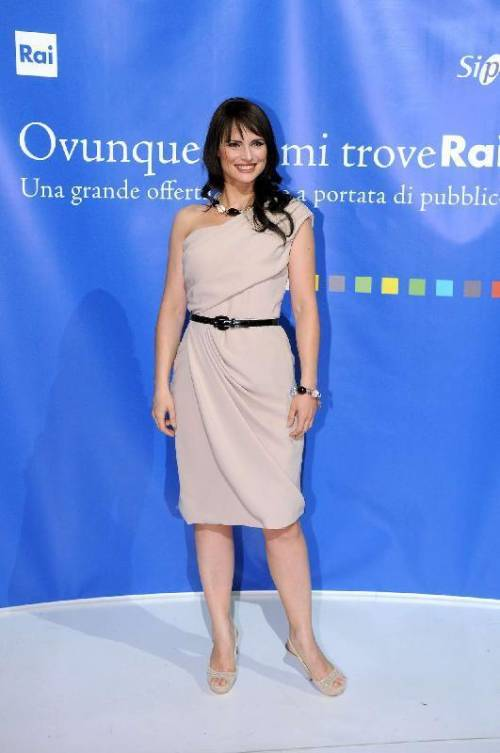 "Lorena Bianchetti, la conduttrice Rai di ""A sua immagine"" 12"