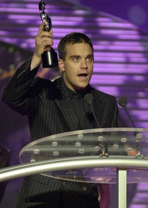 Robbie Williams e la moglie Ayda Field 9
