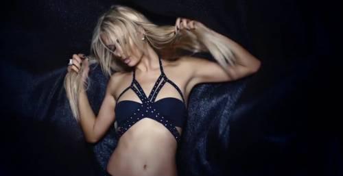 "Paris Hilton hot in ""High Off My Love"" 6"