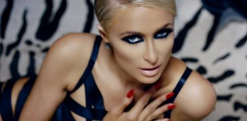 "Paris Hilton hot in ""High Off My Love"" 4"