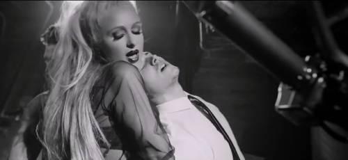 "Paris Hilton hot in ""High Off My Love"" 9"