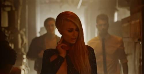 "Paris Hilton hot in ""High Off My Love"" 12"