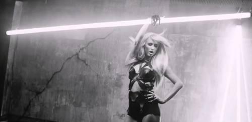 "Paris Hilton hot in ""High Off My Love"" 15"
