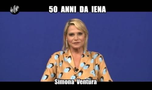 """Simona Ventura: """"5mila cadaveri da lasciare sul mio cammino"""""""