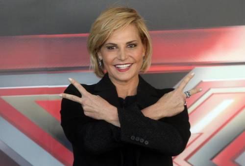 Simona Ventura, 50 anni da numero uno 7