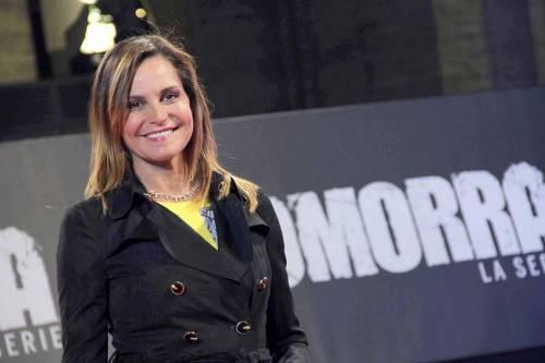 Simona Ventura, 50 anni da numero uno 8