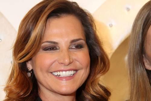 Simona Ventura, 50 anni da numero uno 9